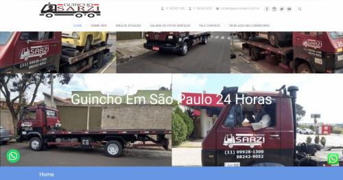 Guincho Sarzi 14 Horas