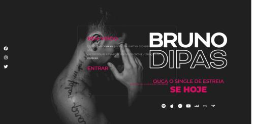 Bruno Dipas - Artista